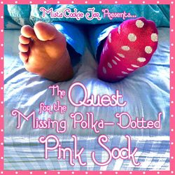 The Quest for the Missing Polka-Dotted Pink Sock