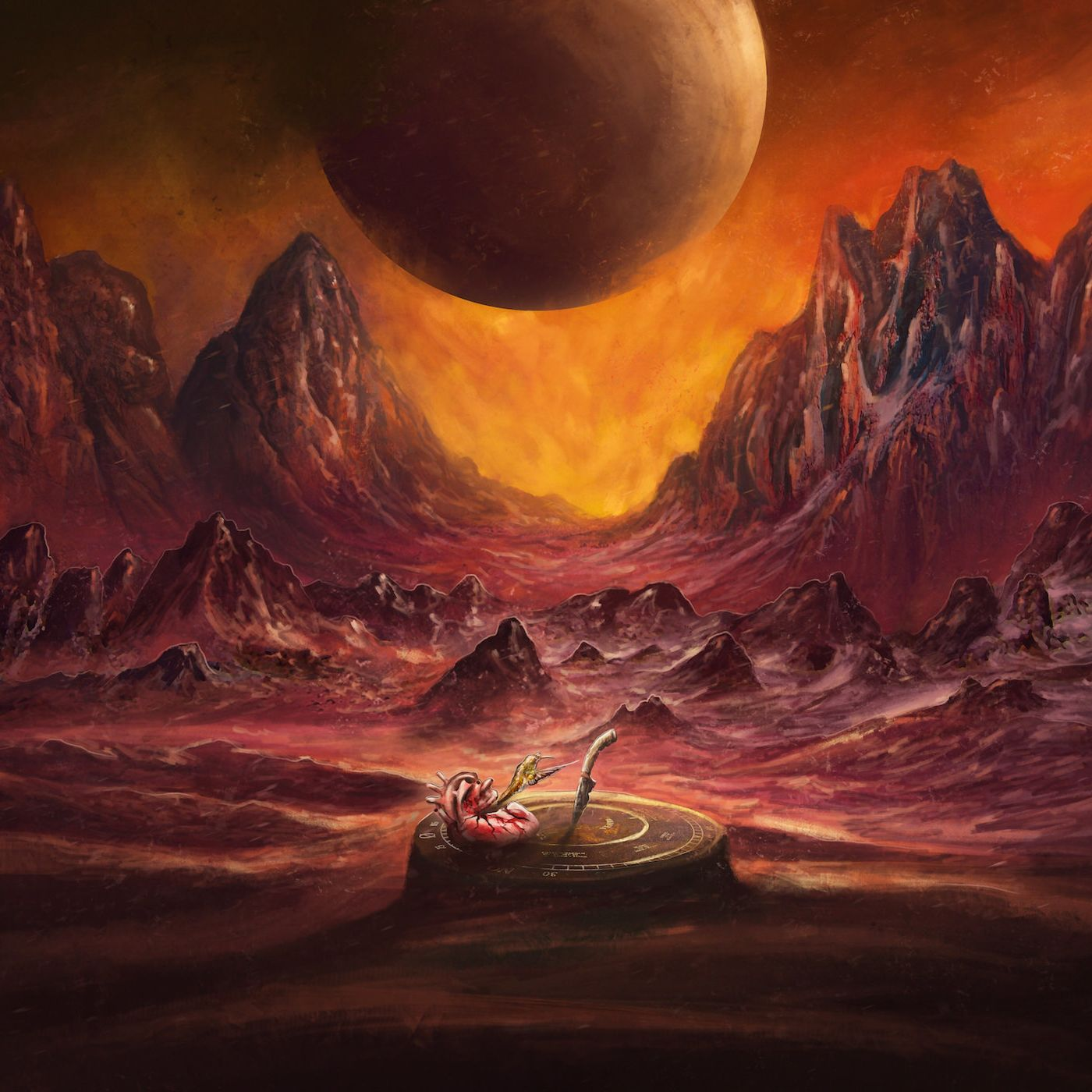 Graveborn - Transmigrator [single] (2021)