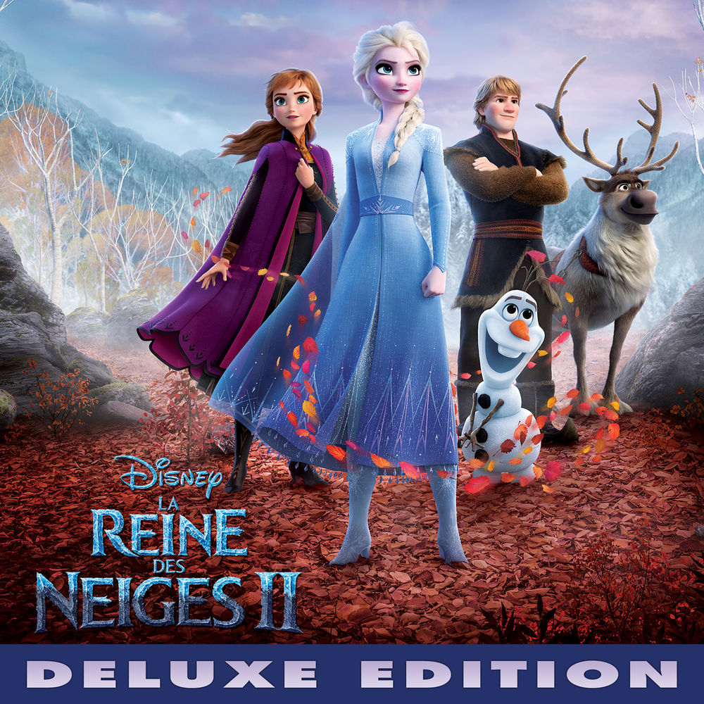 La Reine des Neiges 2 (Bande Originale Française du Film/Deluxe Edition)