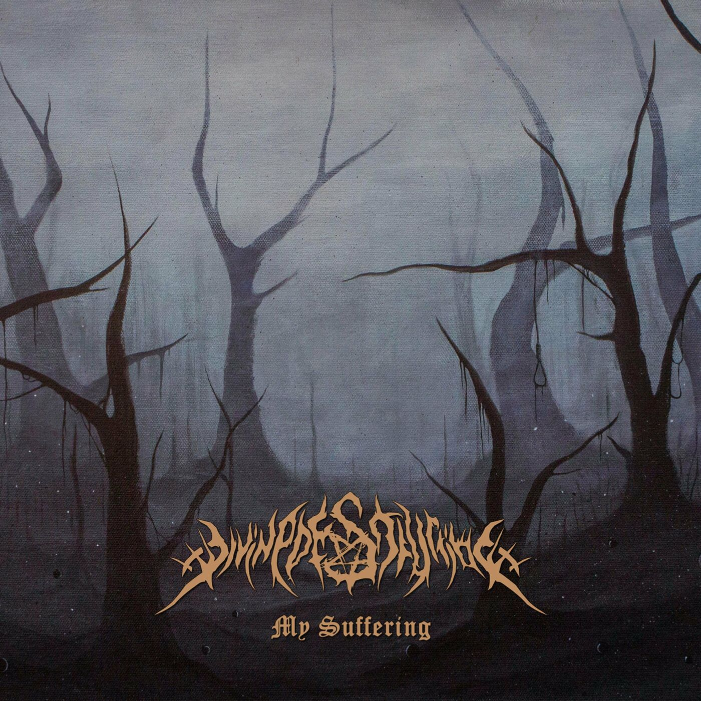 Divine Destruction - My Suffering [EP] (2021)