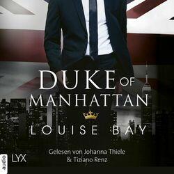 Duke of Manhattan - New York Royals, Band 3 (Ungekürzt)