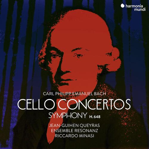 Baixar CD C.P.E. Bach: Cello Concertos – Jean-Guihen Queyras, Riccardo Minasi, Ensemble Resonanz (2018) Grátis
