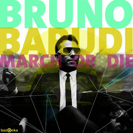 Album cover of March or Die