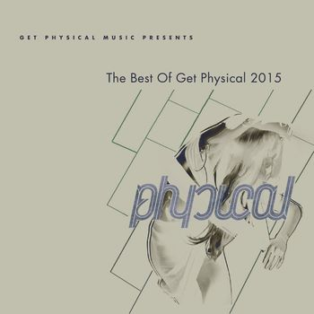 The Best of Get Physical 2015, Mix 1 cover