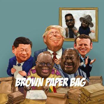 Brown Paper Bag cover