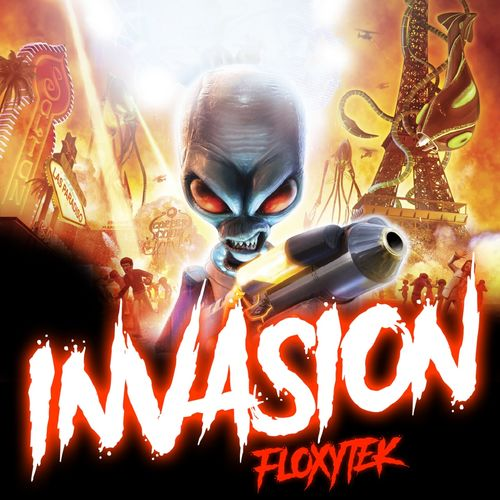 Floxytek - Invasion LP 2017