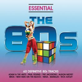Album cover of Essential 80s - Classic Eighties Pop And Rock Hits