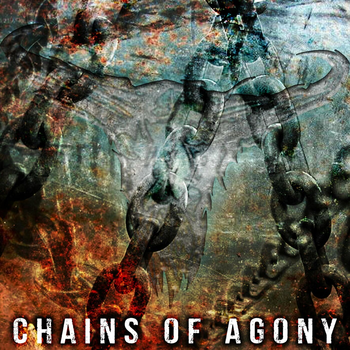Upon A Burning Body - Chains of Agony [single] (2020)