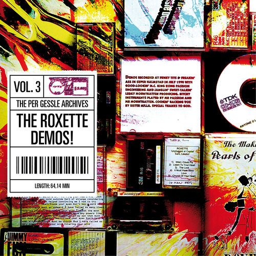 Baixar Single The Per Gessle Archives - The Roxette Demos!, Vol. 3, Baixar CD The Per Gessle Archives - The Roxette Demos!, Vol. 3, Baixar The Per Gessle Archives - The Roxette Demos!, Vol. 3, Baixar Música The Per Gessle Archives - The Roxette Demos!, Vol. 3 - Per Gessle 2018, Baixar Música Per Gessle - The Per Gessle Archives - The Roxette Demos!, Vol. 3 2018