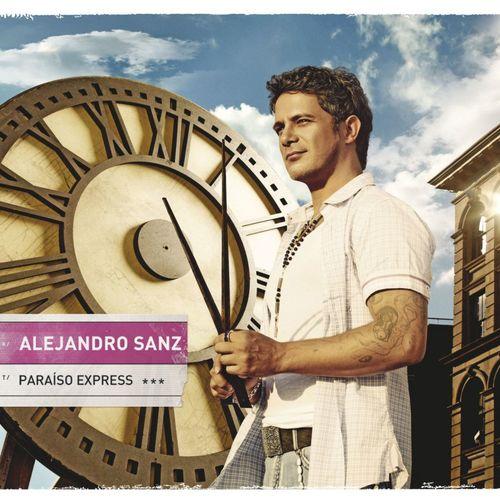 Baixar CD Paraiso Express – Alejandro Sanz (2009) Grátis