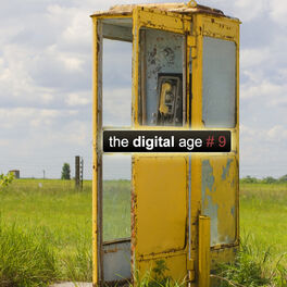 Album cover of The Digital Age, Vol.9 (Minimal, Tech-House, Dub Techno)