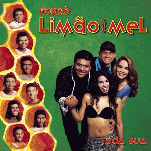 Baixar CD Toda Sua – Limão Com Mel (2011) Grátis