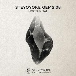 Album cover of Steyoyoke Gems Nocturnal 08