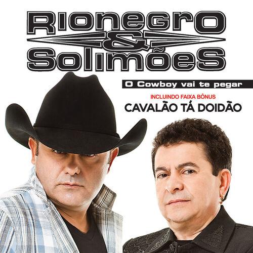 Baixar CD O Cowboy Vai Te Pegar – Rionegro & Solimões (2014) Grátis
