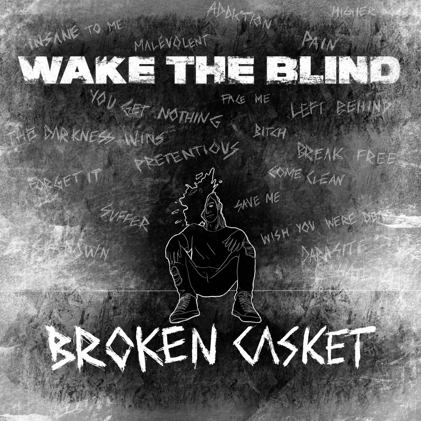 Wake the Blind - Broken Casket [EP] (2020)