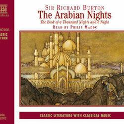 Richard Burton : The Arabian Nights (Abridged)