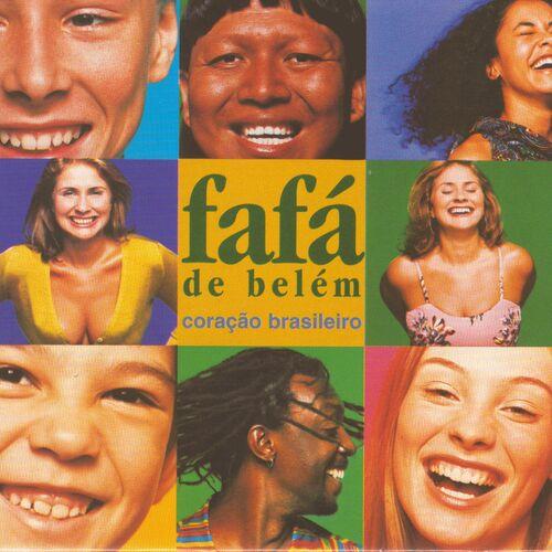Baixar CD Coracao Brasileiro – Fafá De Belém (1998) Grátis