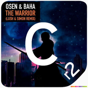 The Warrior cover