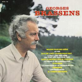 Album cover of Georges Brassens N°13