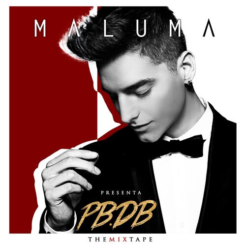 Baixar Single PB.DB. The Mixtape, Baixar CD PB.DB. The Mixtape, Baixar PB.DB. The Mixtape, Baixar Música PB.DB. The Mixtape - Maluma 2015, Baixar Música Maluma - PB.DB. The Mixtape 2015