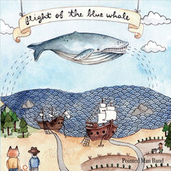 Flight of the Blue Whale