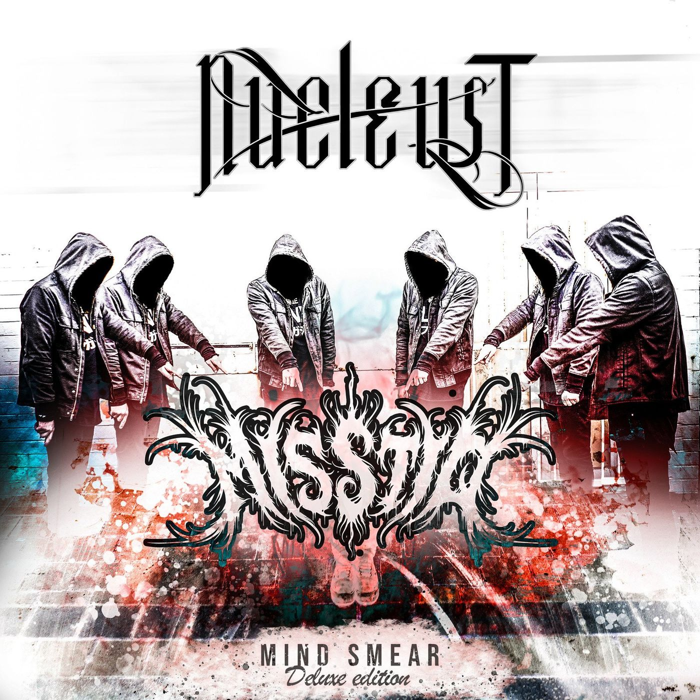 Nucleust - Mind Smear (Deluxe Edition) [single] (2020)