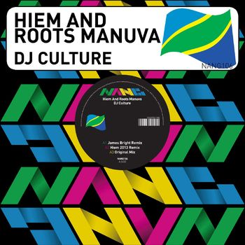 DJ Culture cover