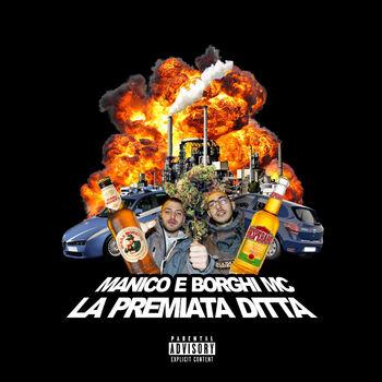 La Premiata Ditta (feat. Borghi MC & Grime Vice) cover