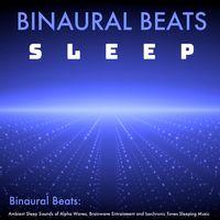 Binaural Beats Sleep: Binaural Beats: Ambient Sleep Sounds of Alpha