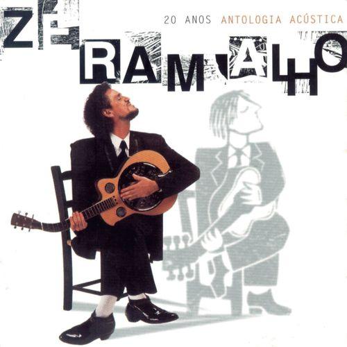 Baixar CD Antologia Acústica – Ze Ramalho (2010) Grátis