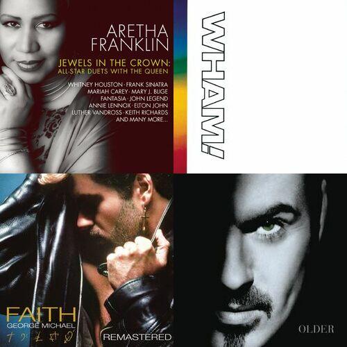 George Michael playlist - Listen now on Deezer | Music Streaming