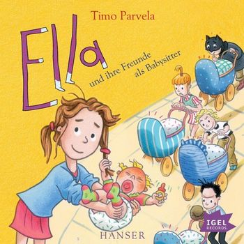 Kapitel 2.3 - Ella und ihre Freunde als Babysitter cover
