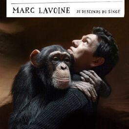 Album cover of Je Descends Du Singe