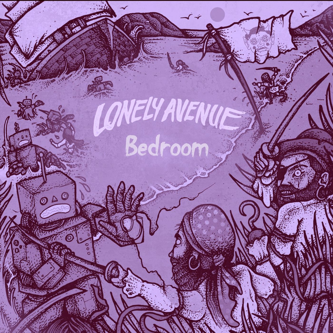 Lonely Avenue - Bedroom [single] (2021)
