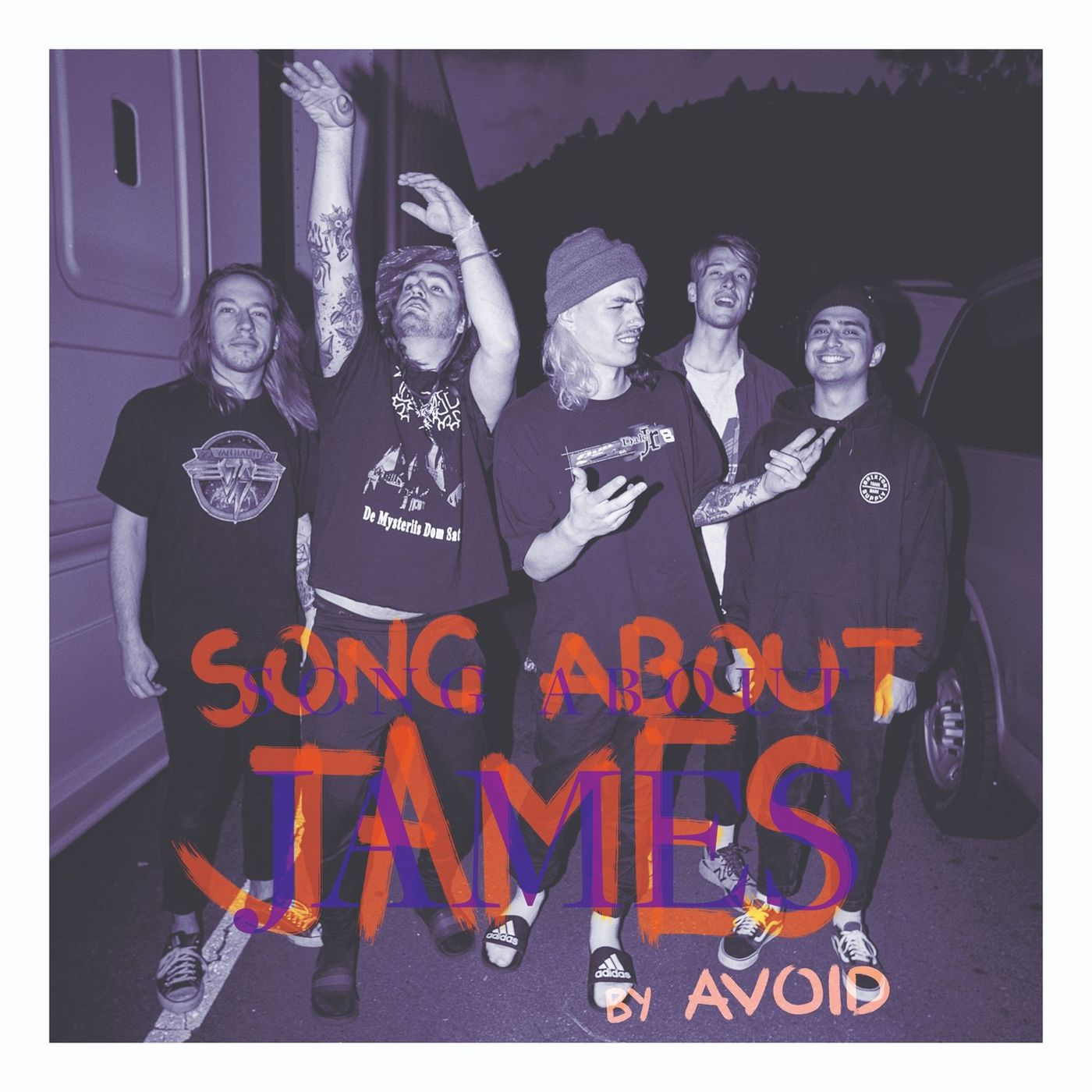 Avoid - Song About James [single] (2020)