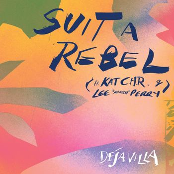 Suit A Rebel cover
