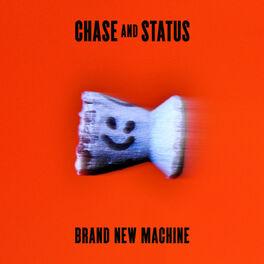 Album cover of Brand New Machine
