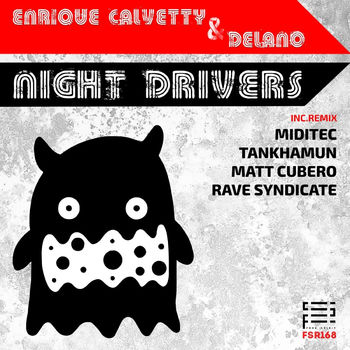Night Drivers cover