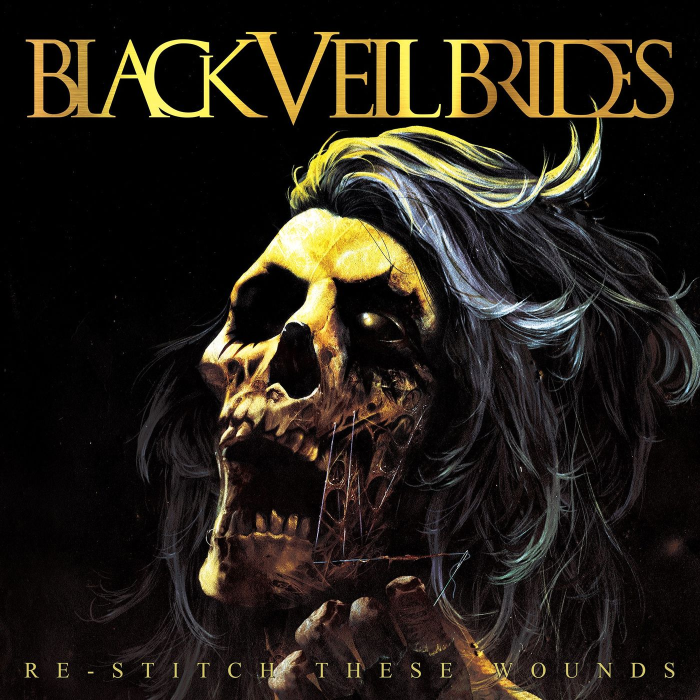Black Veil Brides - Sweet Blasphemy [single] (2020)