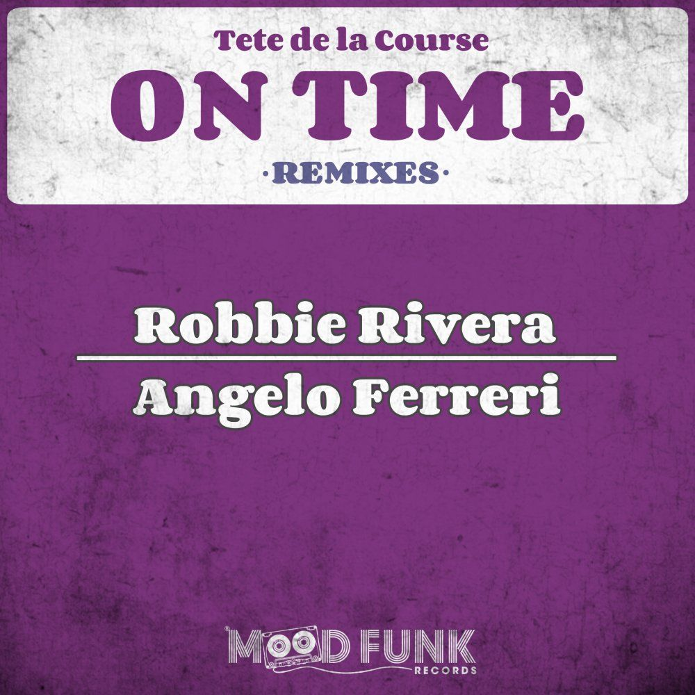 On Time (Angelo Ferreri Remix)