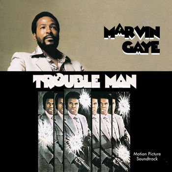 Trouble Man cover