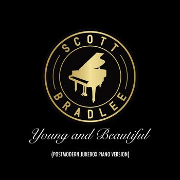 Young and Beautiful (Piano Version) cover