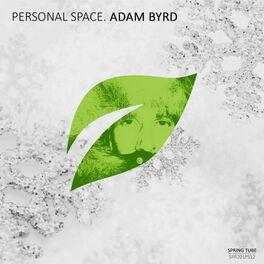Album cover of Personal Space. Adam Byrd