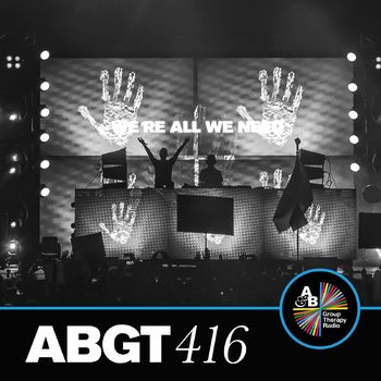 All Night (Push The Button) [ABGT416] cover