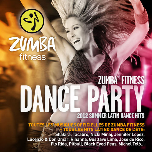 Multi Interprètes  Zumba Fitness Dance Party 2012 - Music Streaming -  Listen on Deezer fcea770bcb7