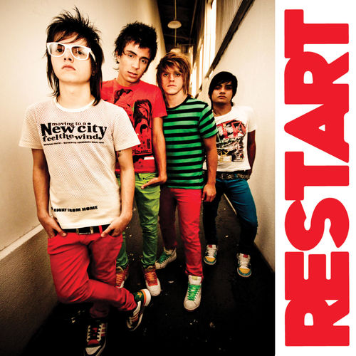 Baixar CD Restart – RestArt (2010) Grátis