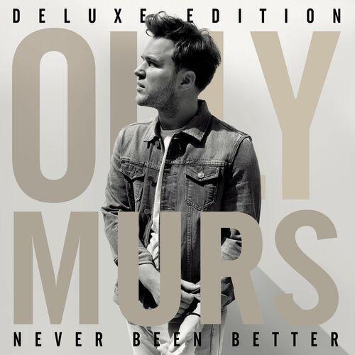 Baixar CD Never Been Better (Deluxe) – Olly Murs (2014) Grátis