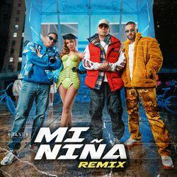 Mi Niña Remix – Wisin feat Myke Towers, Maluma, Anitta e Los Legendarios