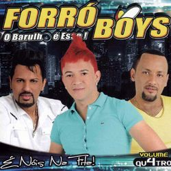 Download Forró Boys - É Nóis na Fita! Vol. 4 2013