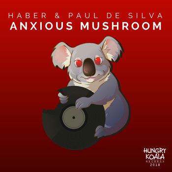 Anxious Mushroom cover